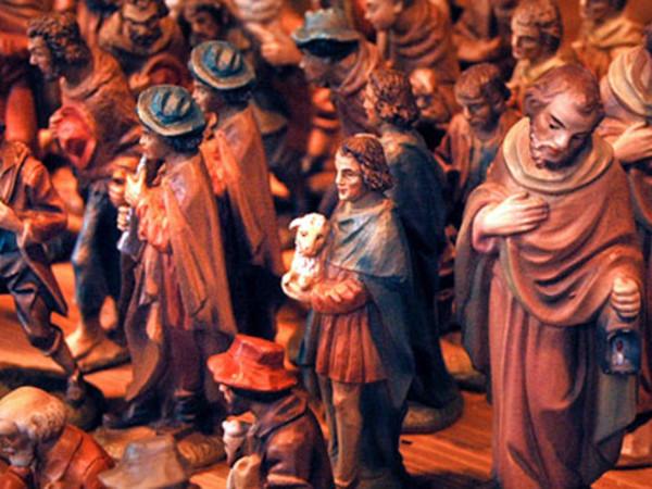 Münchner Christkindlmarkt: Kripperlmarkt