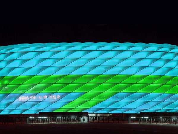 Fußball Arena München