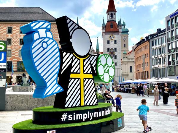 Spectacular auf dem Münchner Marienplatz