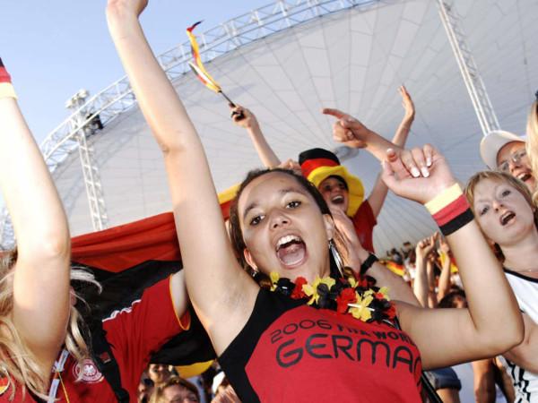 Fanfest im Olympiapark: So grandiose Stimmung wie beim Sommermärchen 2006 soll es auch bei der UEFA EURO 2020 wieder geben