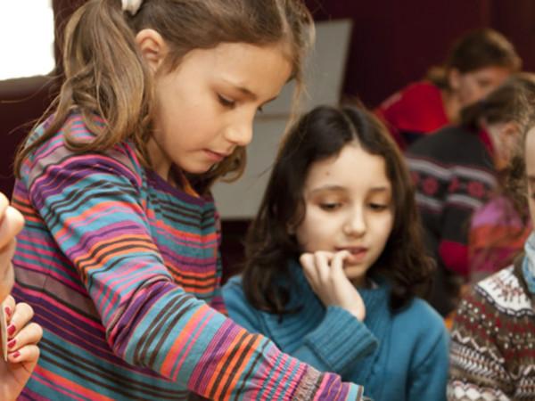 Bau mit! Mitmachbaustelle im Kindermuseum