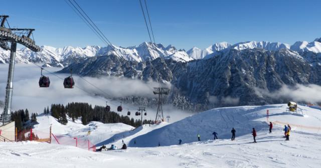 Skigebiet Oberstdorf München Das Offizielle Stadtportal