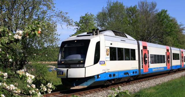Bayerische Oberlandbahn Bob Im Offiziellen Stadtportal