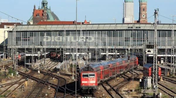 Hauptbahnhof München Das Offizielle Stadtportal Muenchende