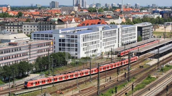 Ostbahnhof Bahnhof München Ost Das Offizielle Stadtportal