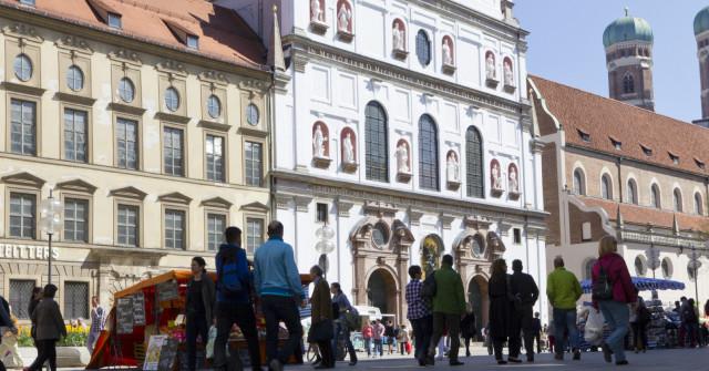 Neuhauser Straße Kaufingerstraße Das offizielle