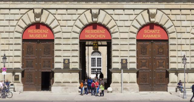 Schatzkammer Der Residenz München Das Offizielle Stadtportal
