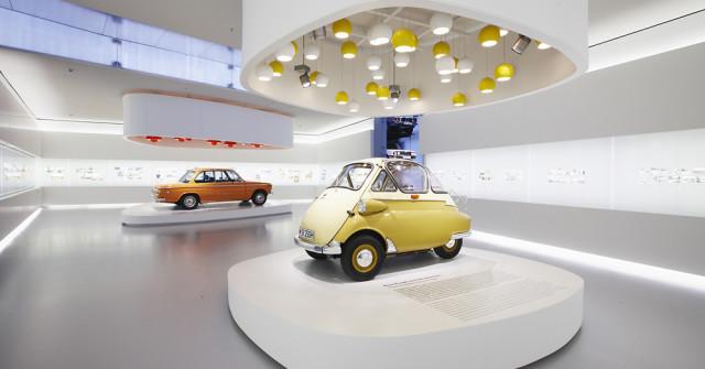 BMW Museum München - im offiziellen Stadtportal von München