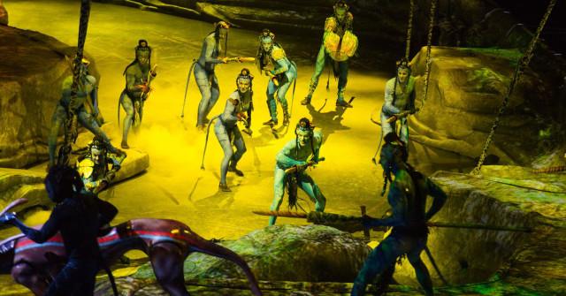 Cirque Du Soleil Toruk München Das Offizielle Stadtportal Muenchende
