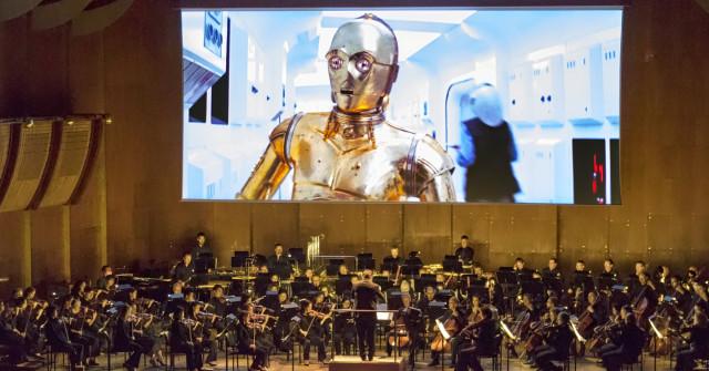 Star Wars In Concert München