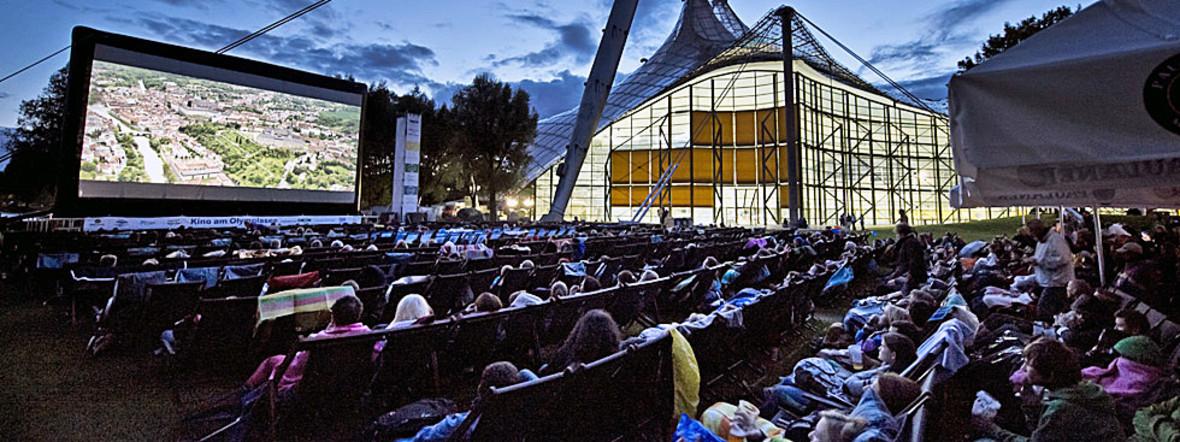 Kino am Olympiasee: Übersicht Kinozuschauer