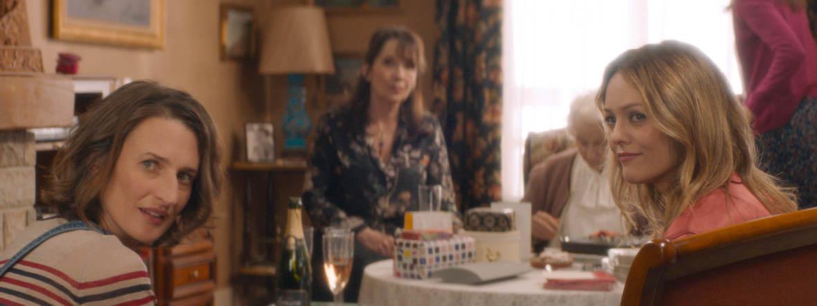 "Szene aus dem Film ""Das Familienfoto"""