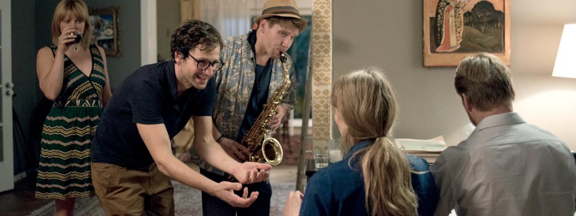 """Szene aus dem Film """"Idioten der Familie"""""""