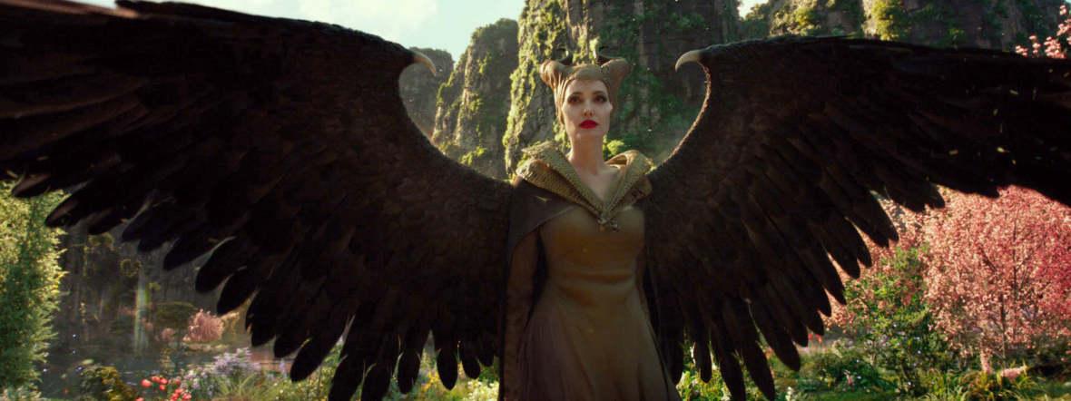 """Szene aus dem Film """"Maleficent 2: Mächte der Finsternis"""""""