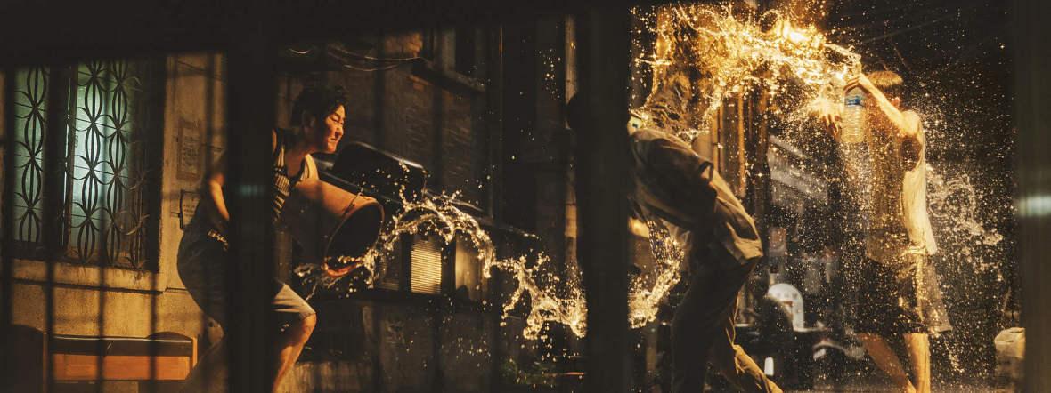 """Szene aus dem Film """"Parasite"""""""