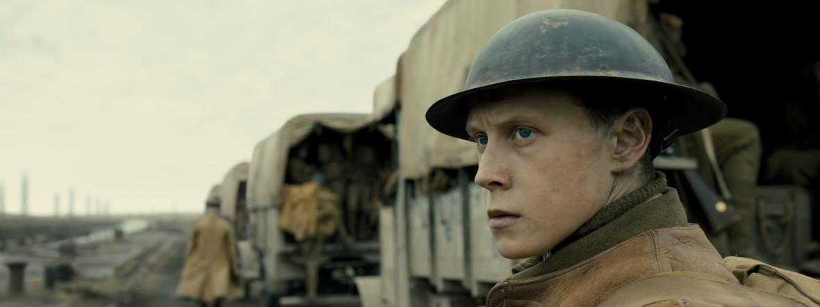 """Szene aus dem Film """"1917"""""""