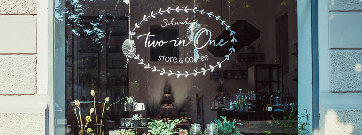 Ladencafés: Two in One