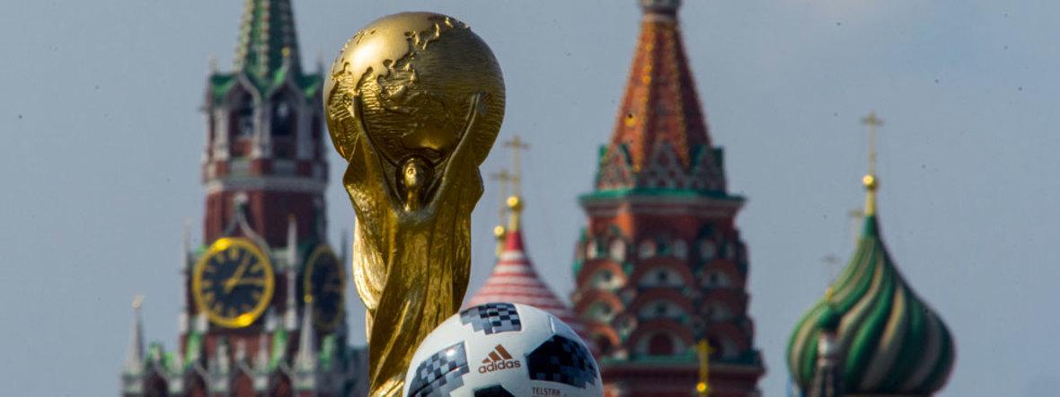 WM Pokal in Russland