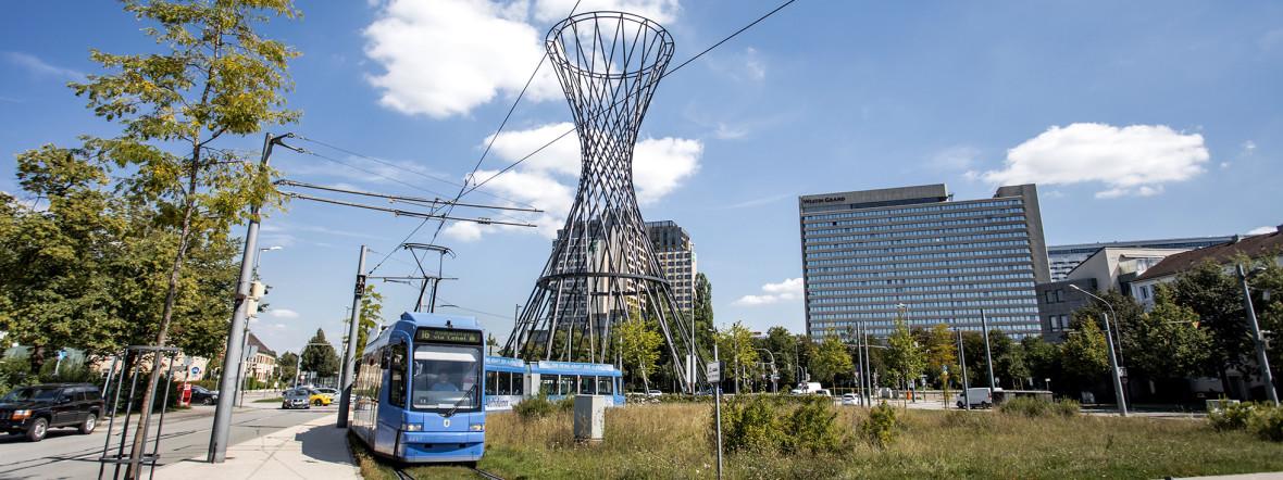 Tram 16: Effnerplatz