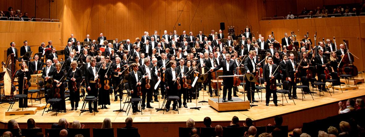 Mariss Jansons und das Symphonieorchester des Bayerischen Rundfunks