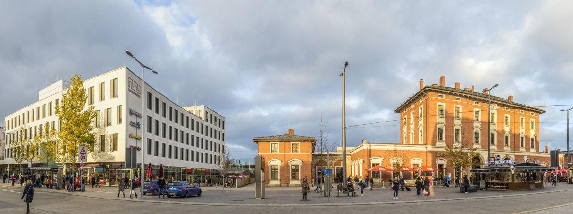 Pasinger Bahnhof