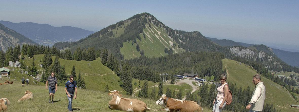 Spitzingsee , Foto: Alpen Plus