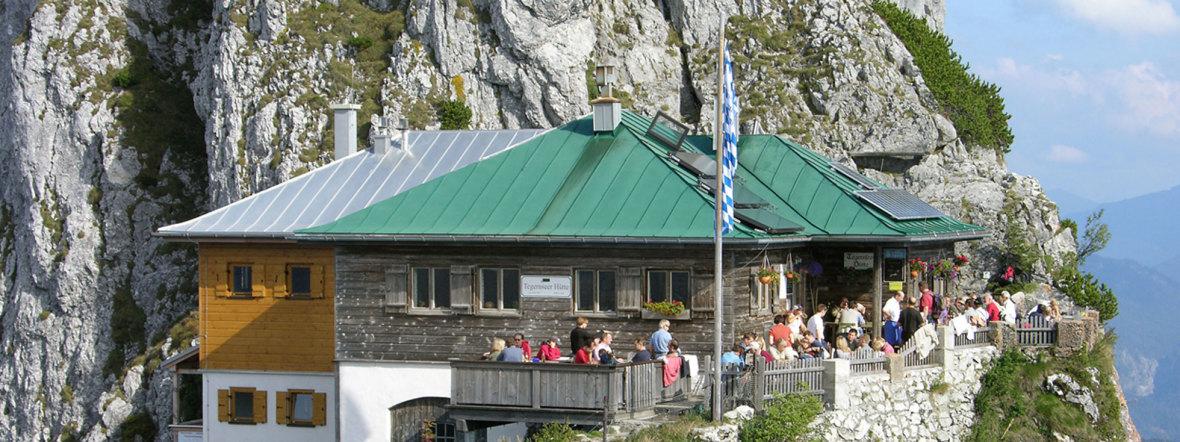 Tegernseer Hütte , Foto: DAV - Deutscher Alpenverein e.V.