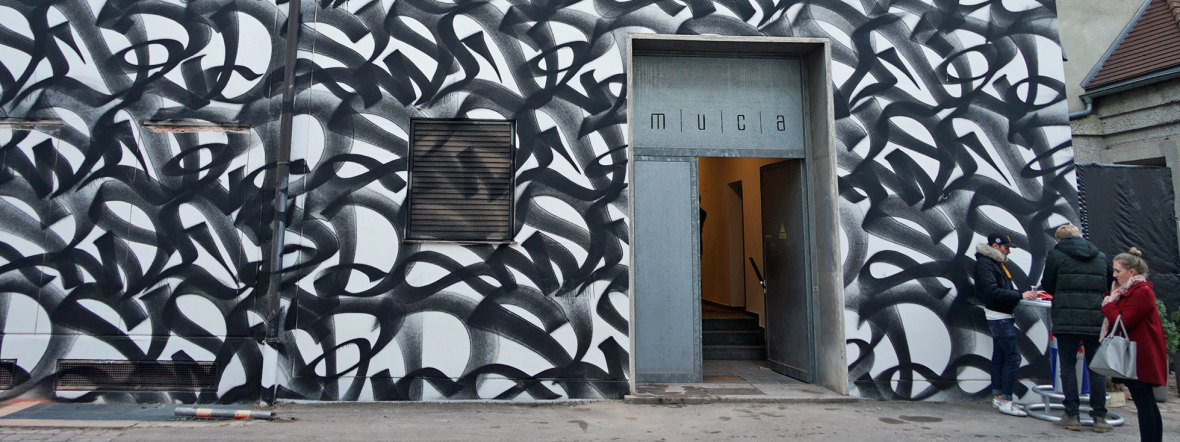 Das Muca Museum in der Hotterstraße, Foto: muenchen.de / Dan Vauelle