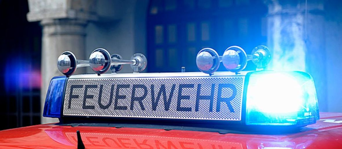 Blaulicht, Feuerwehr, München, Foto: Münchner Branddirektion