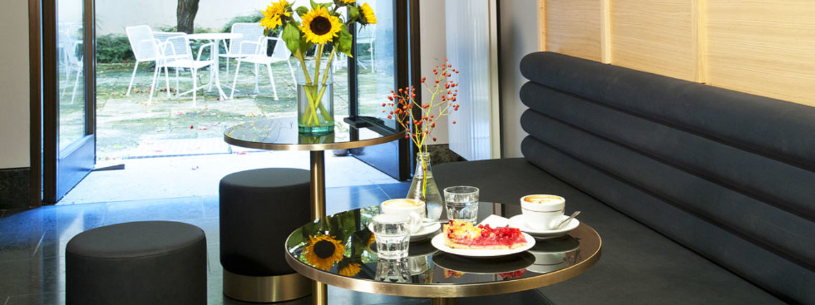 Neueröffnung des Cafés in den Staatlichen Antikensammlungen, Foto: Staatliche Antikensammlungen und Glyptothek München, Renate Kühling