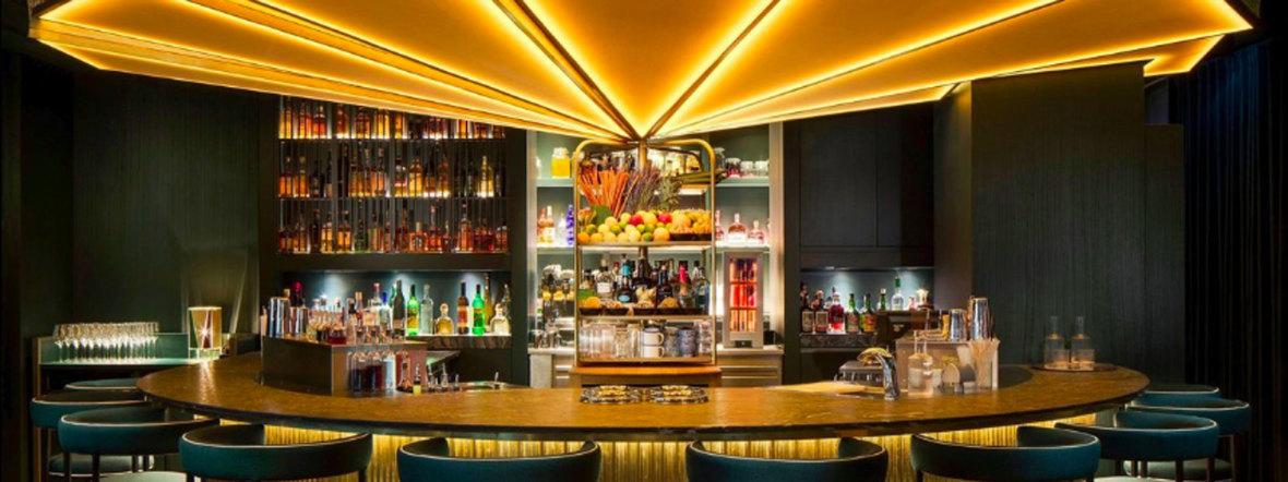 Ory Bar im Mandarin Oriental , Foto: Vadim Kretschmer