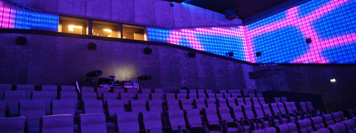 Kinosaal im neuen Arri, Foto: muenchen.de/Dan Vauel