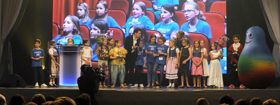"""Prix Jeunesse International"", Foto: Feierwerk e.V."