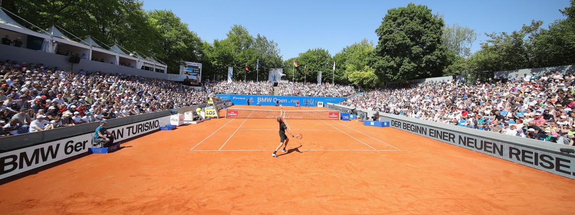 BMW Open: Zverev gewinnt ATP-Turnier gegen Kohlschreiber, Foto: Gettyimages for BMW