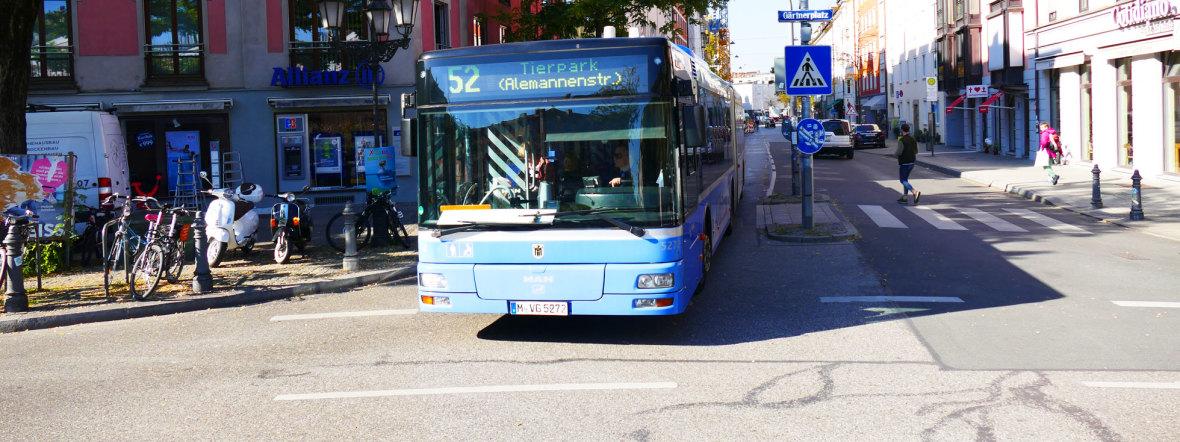 Mvg Buslinien München