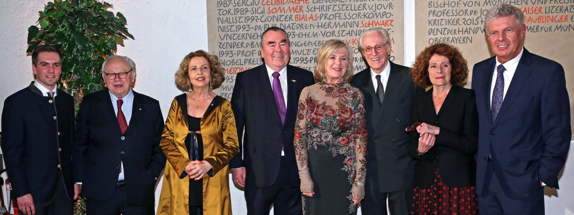 Verleihung der Ehrenbürgerwürde München., Foto: Michael Nagy / Presseamt München