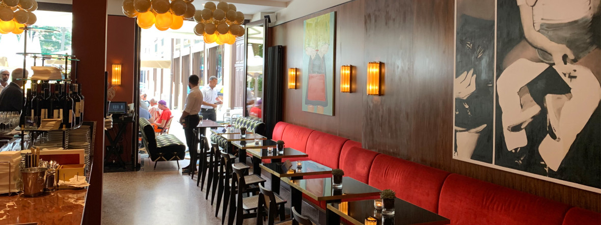 Das Café Roma in der Maximilianstraße, Foto: muenchen.de / Philipp Hartmann