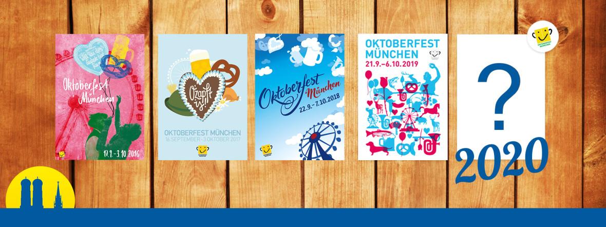 Oktoberfest-Plakatwettbewerb 2020