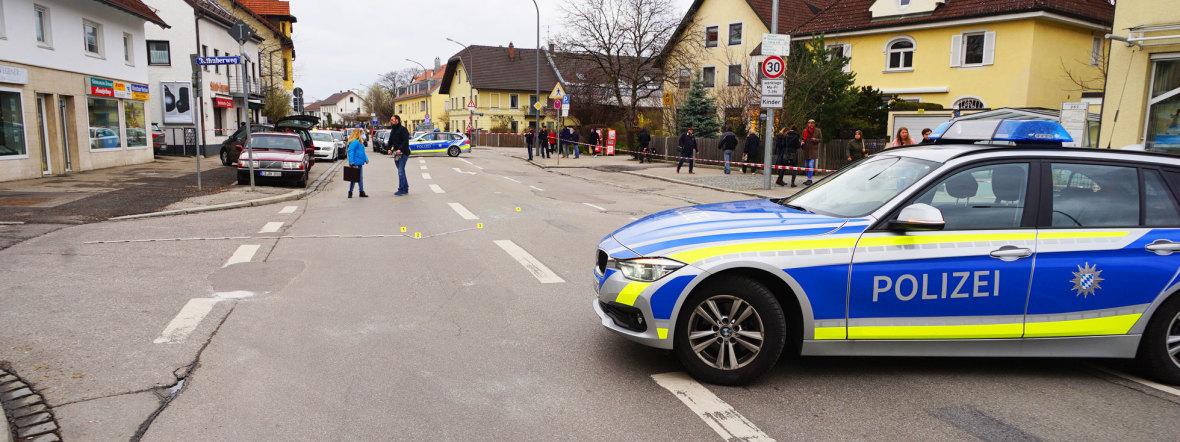 Polizei Aktuell München