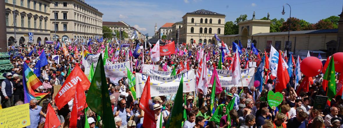 Demo München Heute Live