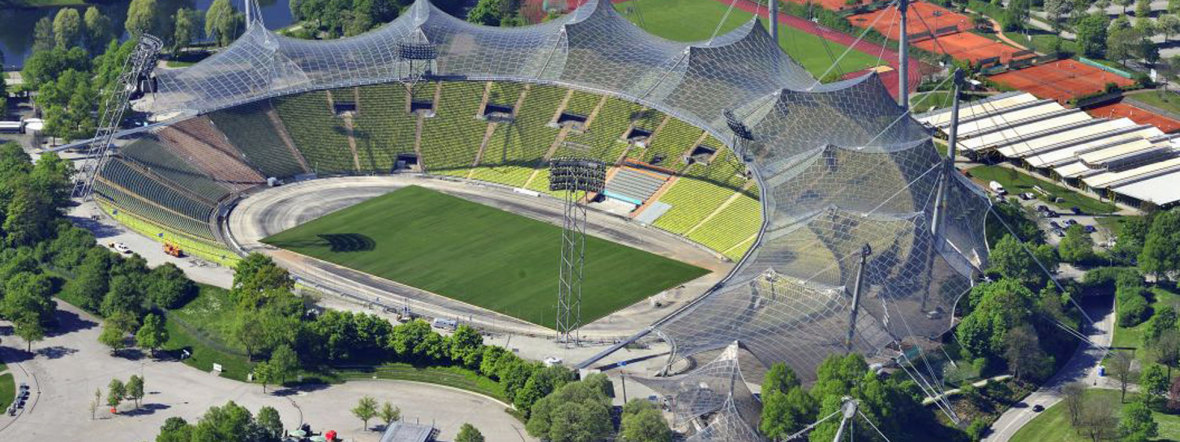 Olympiastadion München, Foto: Olympiapark München