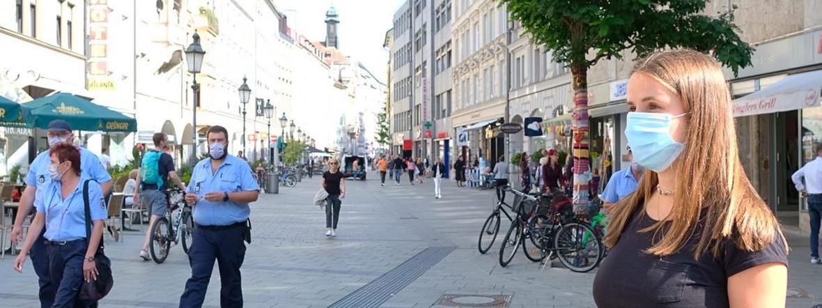 Stadt Köln Maskenpflicht