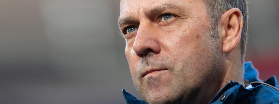 Bayern-Coach Hansi Flick., Foto: Sven Hoppe/dpa/Archivbild