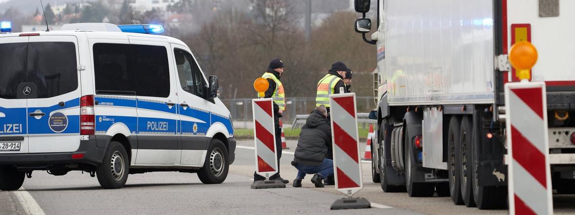deutschland schließt grenze