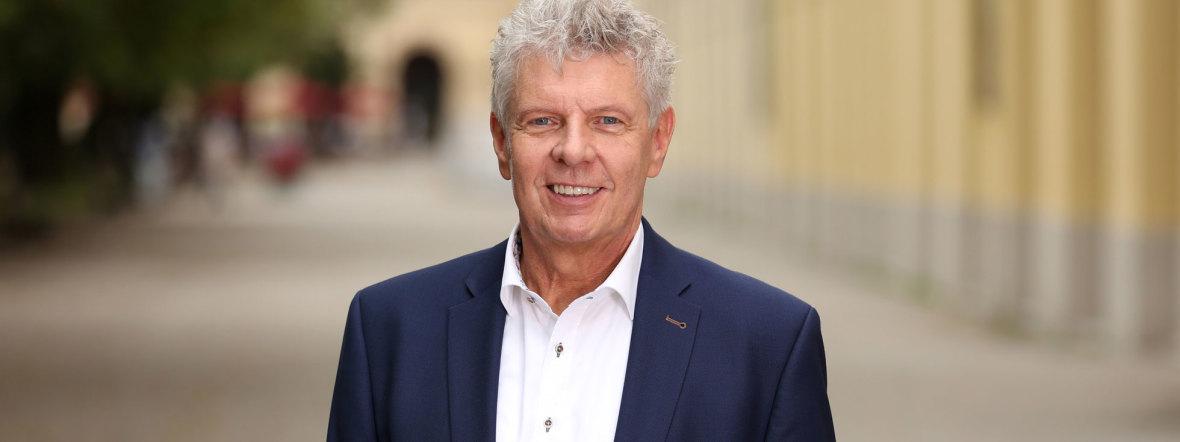 Oberbürgermeister Dieter Reiter, Foto: Michael Nagy / Presseamt