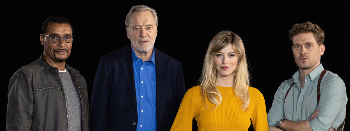 SOKO MÜNCHEN: Das Team der finalen Staffel, Foto: ZDF/Markus Sapper