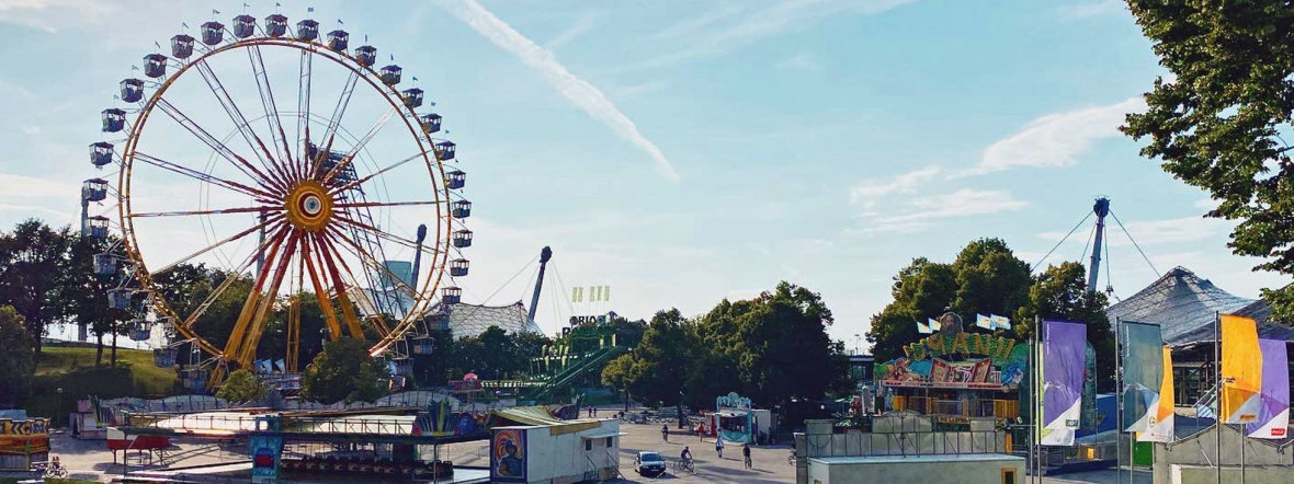 Riesenrad im Olympiapark, Foto: muenchen.de/Anette Göttlicher
