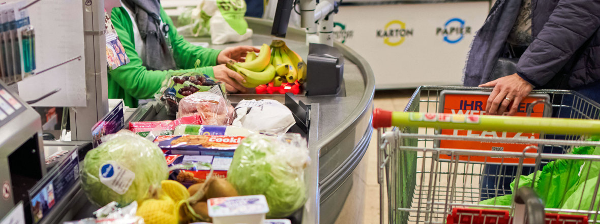 Supermarktkasse, Foto: imago images / Action Pictures
