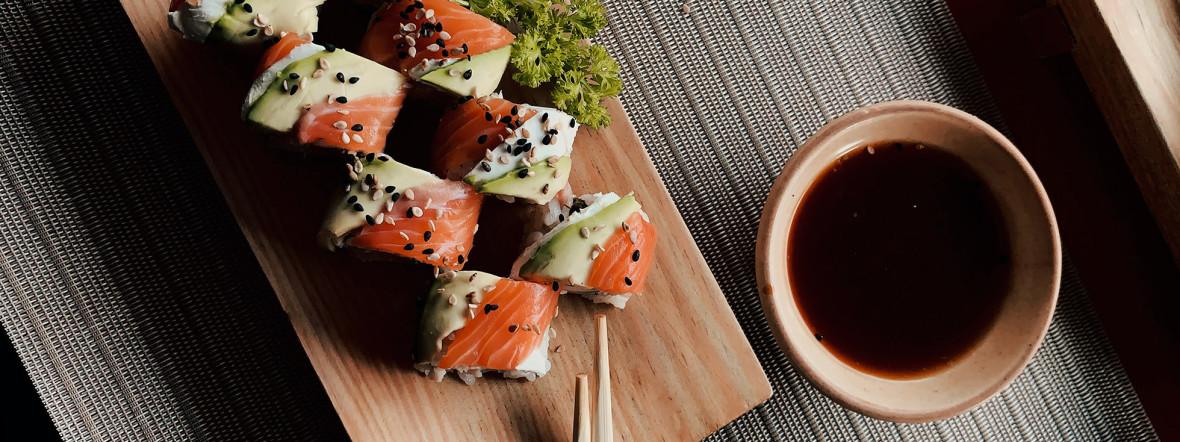 Sushi, Foto: Derek Duran