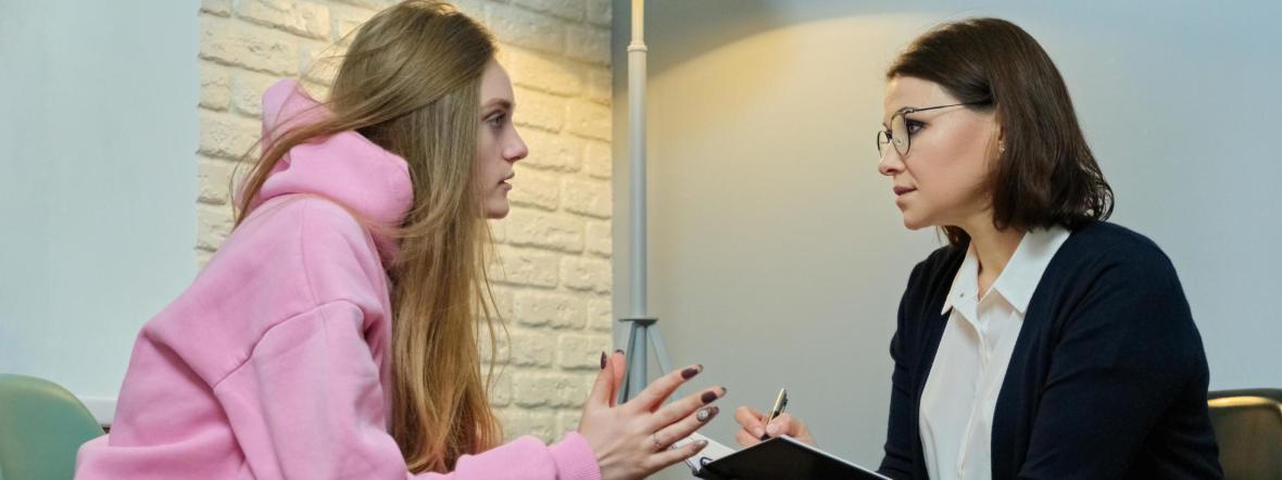 Gespräch Frauen, Foto: Shutterstock
